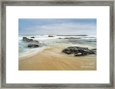 Windansea Framed Print by Alexander Kunz