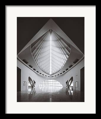 Glass Ceiling Framed Prints