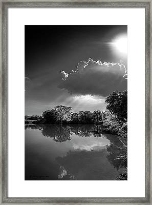 Windless Summer Framed Print by Marvin Spates
