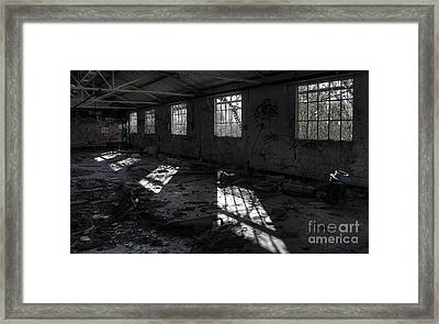 Window Lights Framed Print by Svetlana Sewell