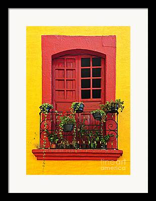 Frame House Framed Prints
