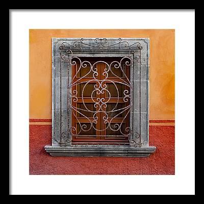 San Miguel De Allende Framed Prints