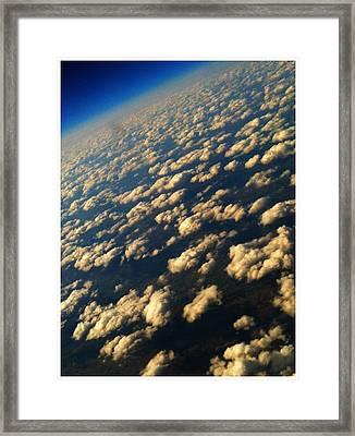 Window Seat 11 Framed Print by Braden Moran