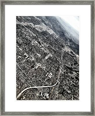 Window Seat 15 Framed Print by Braden Moran