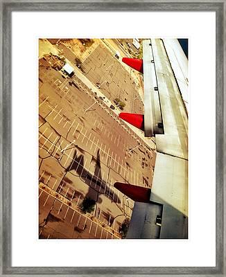 Window Seat 19 Framed Print by Braden Moran