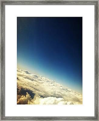 Window Seat 24 Framed Print by Braden Moran
