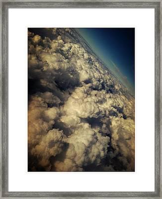 Window Seat 25 Framed Print by Braden Moran