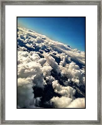 Window Seat 27 Framed Print by Braden Moran