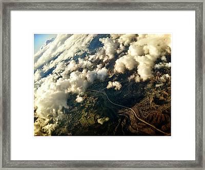 Window Seat 29 Framed Print by Braden Moran