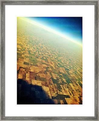Window Seat 6 Framed Print by Braden Moran