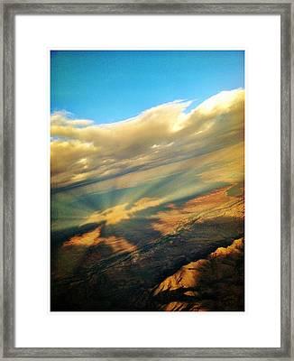 Window Seat 7 Framed Print by Braden Moran