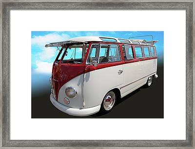 Framed Print featuring the photograph Window Window by Bill Dutting