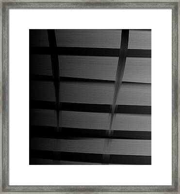 Windows Framed Print by Dan Sproul