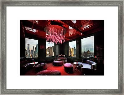 Windows Of The World Framed Print by Evelina Kremsdorf
