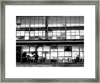 Windows Framed Print by Shashi Kumar