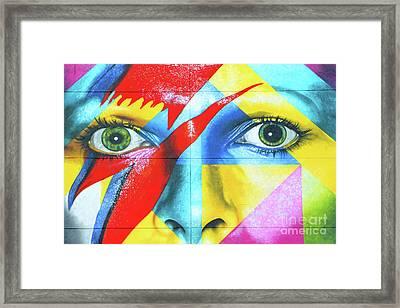 Windows To The Soul Framed Print by Regina Geoghan