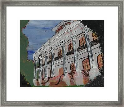 Windsor Castle Framed Print by Ron Burt