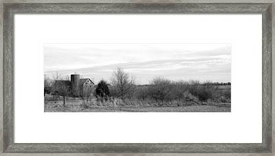 Windswept Heritage Framed Print by Jame Hayes