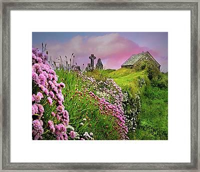 Windswept Memories Framed Print