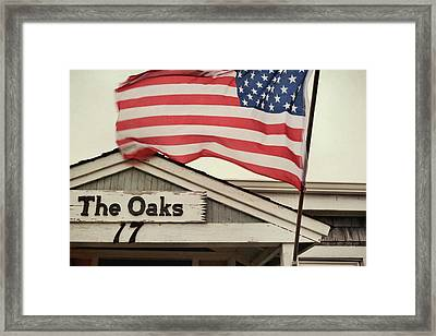 Windy Weekend Framed Print by JAMART Photography