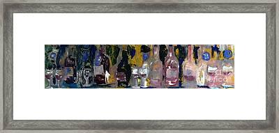 Wine Family Dream Journey  Framed Print by Lisa Kaiser