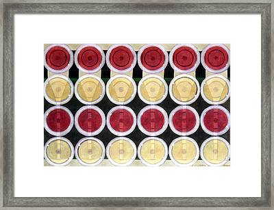 Wine Feast Framed Print by Cory Clifford