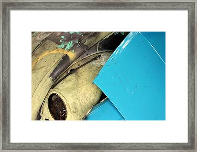 Winged Framed Print by Jez C Self