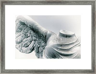 Winged Victory Framed Print by Iryna Goodall