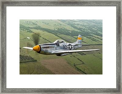 Wingman Framed Print by Jay Beckman