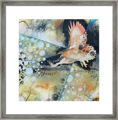Wings And A Prayer Framed Print