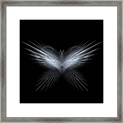 Wings Framed Print by Kim French