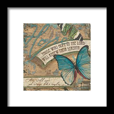 Bible Verse Framed Prints
