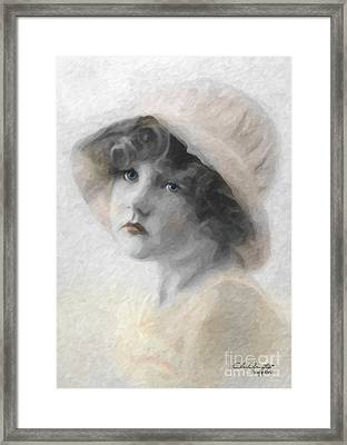 Winsome Framed Print by Chris Armytage