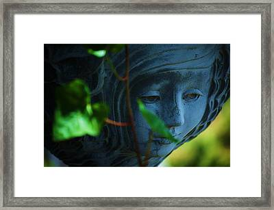 Winsome Framed Print by Helen Carson