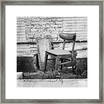 Winston Salem 18 Framed Print