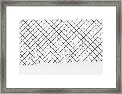 Winter #7885 Framed Print