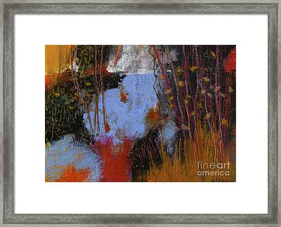 Winter Begins No. 1 Framed Print