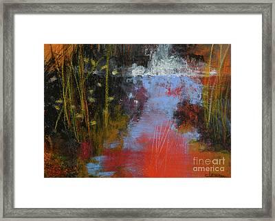 Winter Begins No. 2 Framed Print