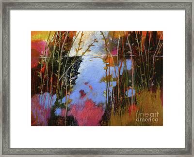 Winter Begins No. 3 Framed Print