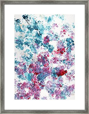 Winter Berries Framed Print by Antony Galbraith