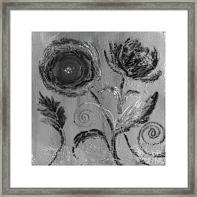 Winter Blooms IIi Framed Print
