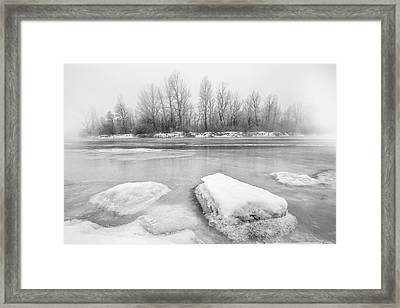 Winter Framed Print by Davorin Mance