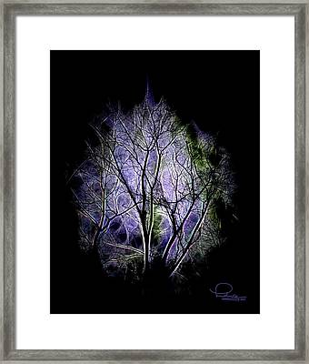 Winter Dream Framed Print by Ludwig Keck