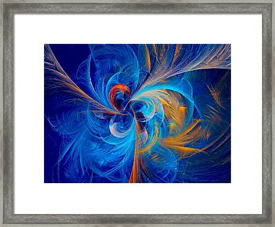 Winter Dream Framed Print