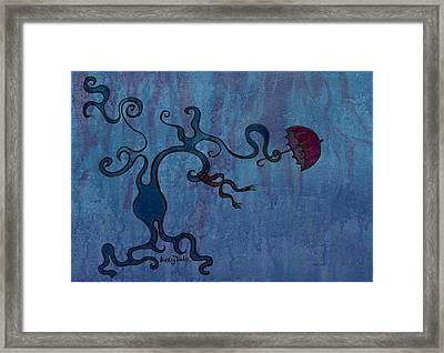 Winter Framed Print by Kelly Jade King
