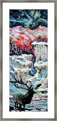 Winter Framed Print by Kimberly Simon