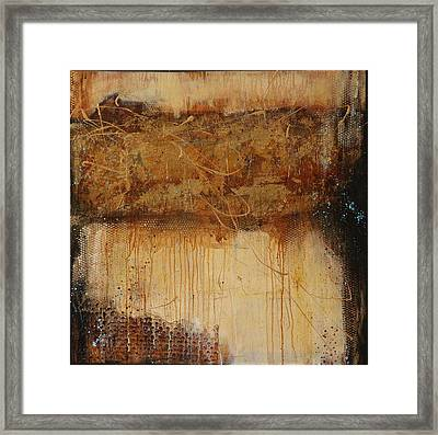 Winter Light Framed Print