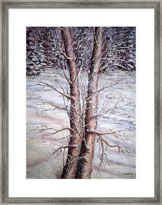 Winter Framed Print