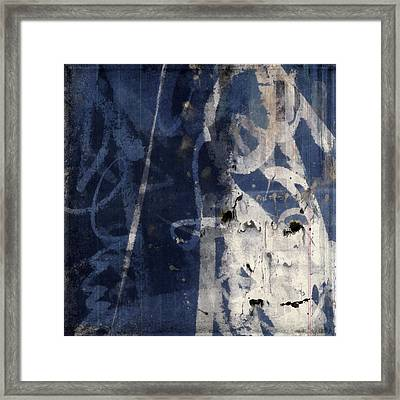 Winter Nights Series Two Of Six Framed Print by Carol Leigh