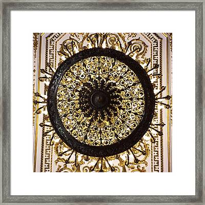 Winter Palace 1 Framed Print